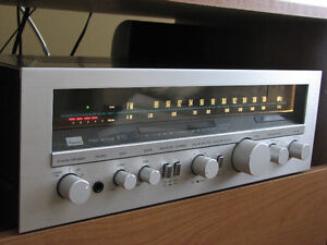 Sansui R-50 vintage stereo reciever 160W