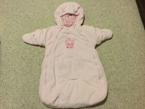 Snow suit for baby 0 to 6 months old