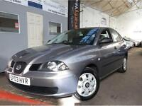 Seat Ibiza 1.2 12v 5dr LOW MILEAGE + A/C + GENUINE LOW MILEAGE