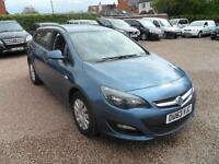 Vauxhall/Opel Astra 1.7CDTi 16v ( 130ps ) ecoFLEX ( s/s ) 2012.5MY Exclusiv