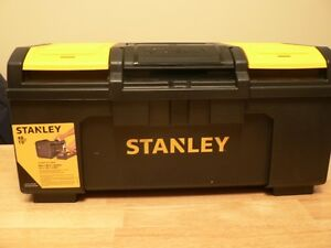 coffre a outil stanley