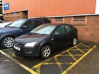 2007 57 FORD FOCUS 1.8 TDCI STYLE MANUAL 5 DOOR