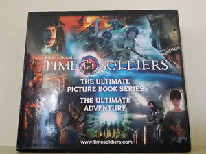Time Soldiers Ultimate Picture Book Series by Robert Gould's