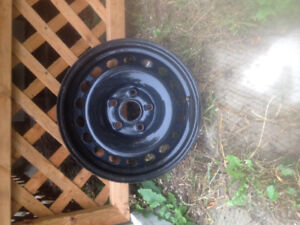4 Rims Volks 15po.