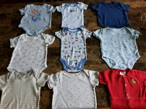 FAITES VOTRE PROPRE LOT vêtements garçon 6 à 9 mois