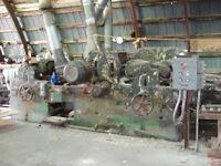 Industrial Wood Planer