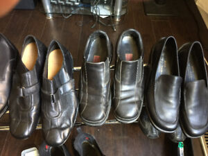 Assorted mens sz 12 Gently worn Dress shoes
