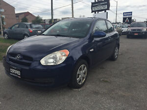 #SOLD#SOLD#CERTIFIED*2007 Hyundai Accent Base Sedan