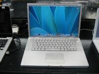 Apple Macbook Pro - Intel 2GHZ - 2GB RAM - 160GB - OSX 10.6.8