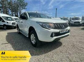 image for Mitsubishi L200 DI-D 4WD 4LIFE DCB AIR CON EURO 6 1 OWNER FULL SERVICE HISTORY P