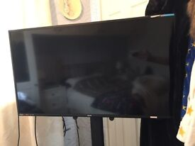 "Bush 40"" HD TV barely used Swap/sale"