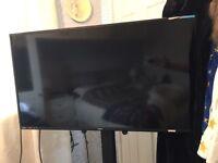 "Bush 40"" HD TV barely used Swap/sale"