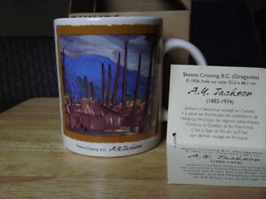 """FS: """"The Group Of Seven"""" Coffee Mugs Collection Set"""