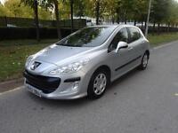 Peugeot 308 1.6HDi ( 90bhp ) S 5 door 2007/57 120,000 miles credit cards welcome