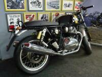 Royal Enfield GT650 twin Retro Classic Naked