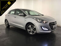 2015 HYUNDAI I30 SE BLUE DRIVE 1 OWNER SERVICE HISTORY FINANCE PX WELCOME