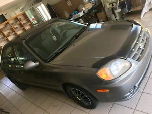 2004 Hyundai Accent GL-$1750(quebic)