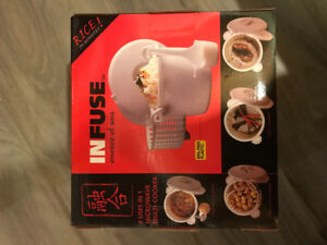 NEW 4 in 1 microwave multi-cooker