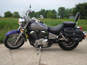 A VOIR - 2002 Honda Shadow American Classic Eddition (ACE) 750cc