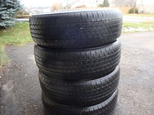 195/65/R15 Firestone Affinity Touring Tires
