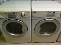 AMANA Laveuse Secheuse Frontale Frontload Washer Dryer