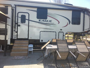 Jayco eagle premiere fifth wheel