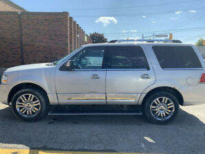 2007 Lincoln Navigator Loaded As is