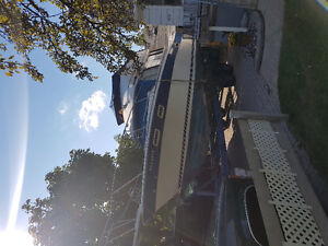 cruiser with trailer for sale