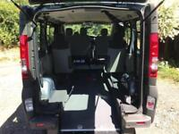 2014 Vauxhall Vivaro 2.0CDTI [90PS] Vivaro Combi 2.9t WHEELCHAIR ACCESSIBLE V...