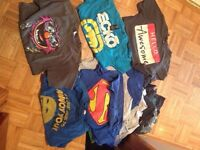 boys shirts size medium fits ages 8-11