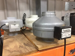 Like new various centrifugal inline duct fans