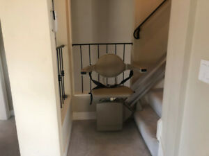 Stair Lift, 1 mo old