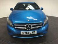 2013 13 MERCEDES-BENZ A CLASS 1.6 A180 BLUEEFFICIENCY SPORT 5D AUTO 122 BHP