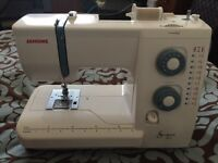 Janome seeing machine