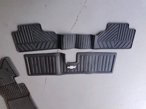 GM Truck Floor Mats/Cadillac CTS All Weather