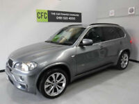 2009 BMW X5 3.0TD auto xDrive30d M Sport BUY FOR ONLY £299 A MONTH*FINANCE* 4X4