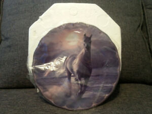 "Bradford Exchange ""Mystic Runner"" Plate"