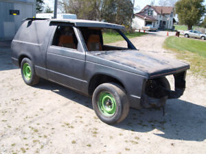 1985 Chevrolet Blazer Coupe (2 door) Great Father/Son project!