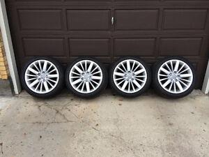 Audi Rims Regina Regina Area image 1