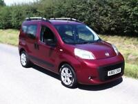 2011 Fiat Qubo 1.3 Multijet 75 Dynamic, Aircon, Cheap Yearly Tax, Great mpg