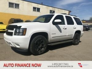 2012 Chevrolet Tahoe LT 8 PASSENGER LEATHER LOADED DVD