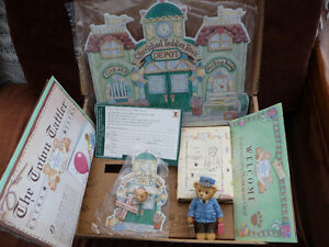 Cherished Teddies - Lloyd -1997 Members Only Set (CT003) London Ontario image 1