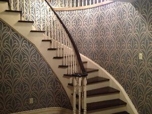 Wallpaper Installer - 25 years experience Oakville / Halton Region Toronto (GTA) image 2