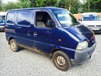Suzuki carry 1.3 (2000 year) moted