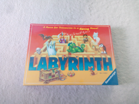 Labyrinth Board Game by Ravensburger Brand New