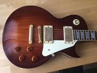 Vintage V100 guitar