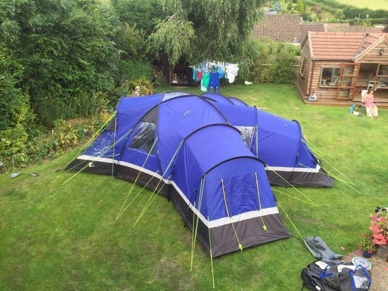 0b924caf373 Hi gear Sahara 6 tent