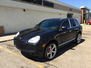 2005 Porsche Cayenne Twin Turbo
