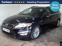 2013 FORD MONDEO 1.6 TDCi Eco Zetec Business Edition 5dr [SS] Estate
