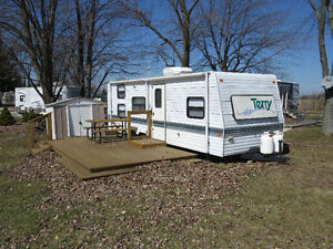 1996 Terry Travel Trailer by Fleetwood